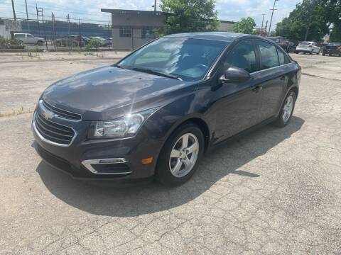 2016 Chevrolet Cruze Limited for sale at Eddie's Auto Sales in Jeffersonville IN