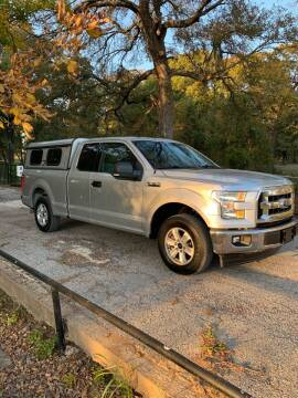 2017 Ford F-150 for sale at BARROW MOTORS in Caddo Mills TX