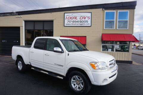 2006 Toyota Tundra for sale at I-Deal Cars LLC in York PA