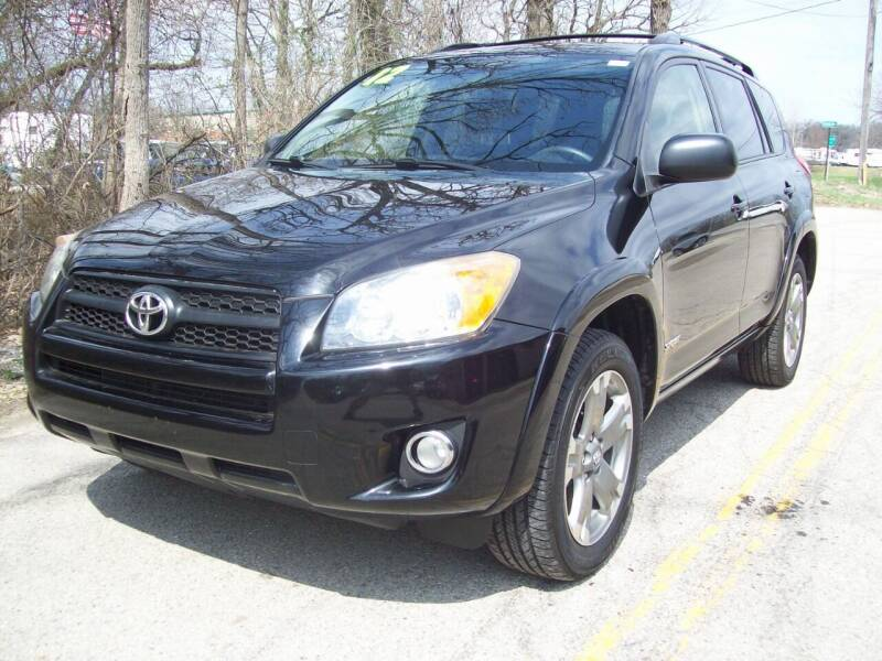 2012 Toyota RAV4 for sale at Edgewater of Mundelein Inc in Wauconda IL