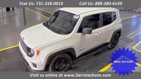 2020 Jeep Renegade for sale at Serra Of Jackson in Jackson TN