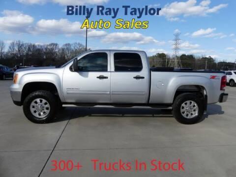 2014 GMC Sierra 2500HD for sale at Billy Ray Taylor Auto Sales in Cullman AL