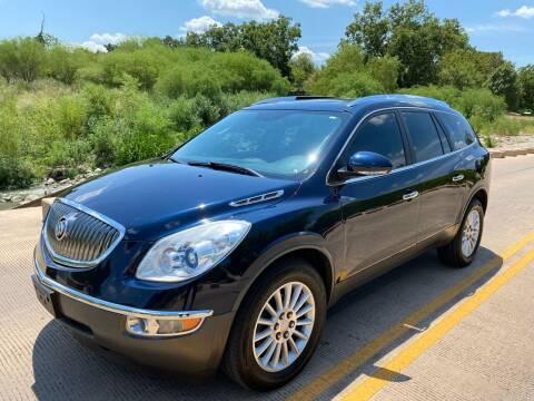 2012 Buick Enclave for sale at GTC Motors in San Antonio TX