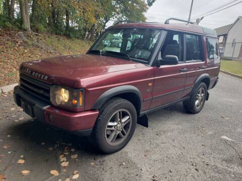 2003 Land Rover Discovery for sale at CRS 1 LLC in Lakewood NJ