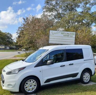 2015 Ford Transit Connect Cargo for sale at SIGNATURES AUTOMOTIVE GROUP LLC in Spartanburg SC