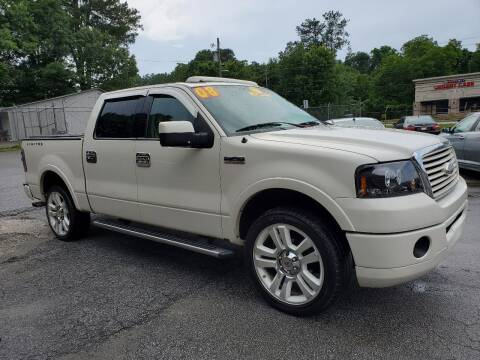 2008 Ford F-150 for sale at Import Plus Auto Sales in Norcross GA