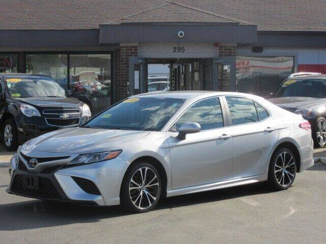 2018 Toyota Camry for sale at Lynnway Auto Sales Inc in Lynn MA
