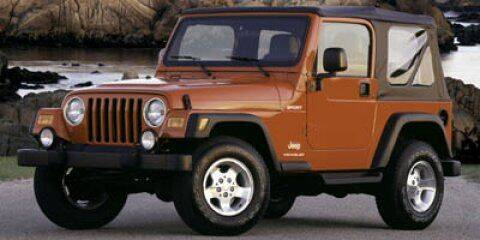 2006 Jeep Wrangler for sale at QUALITY MOTORS in Salmon ID