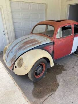 1955 Volkswagen Beetle for sale at Haggle Me Classics in Hobart IN