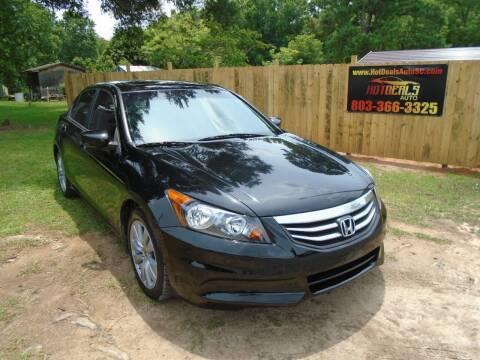 2011 Honda Accord for sale at Hot Deals Auto LLC in Rock Hill SC