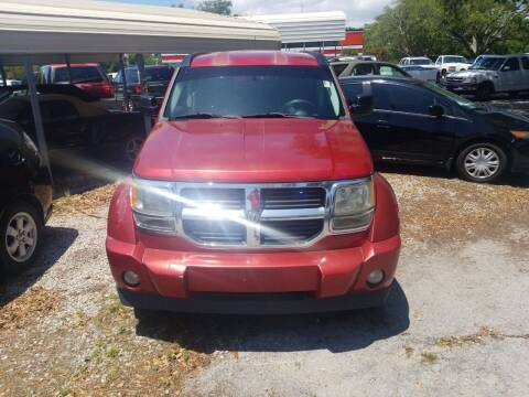 2009 Dodge Nitro for sale at Webb's Automotive Inc 11 in Morehead City NC