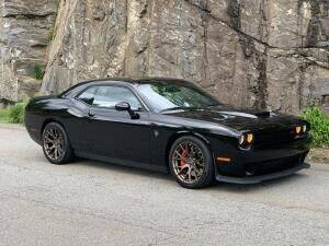 2016 Dodge Challenger for sale at Cj king of car loans/JJ's Best Auto Sales in Troy MI