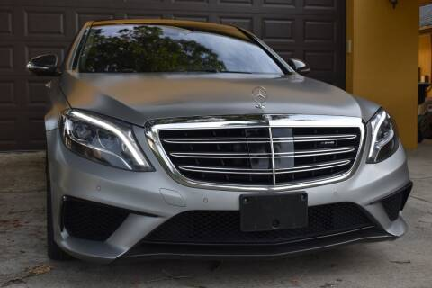 2015 Mercedes-Benz S-Class for sale at Monaco Motor Group in Orlando FL