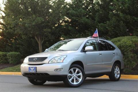 2009 Lexus RX 350 for sale at Quality Auto in Manassas VA