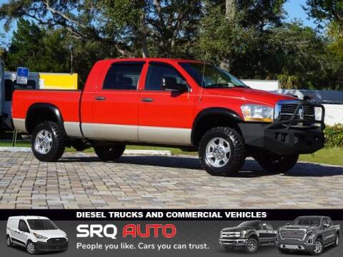 2006 Dodge Ram Pickup 2500 for sale at SRQ Auto LLC in Bradenton FL