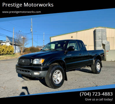 2004 Toyota Tacoma for sale at Prestige Motorworks in Concord NC