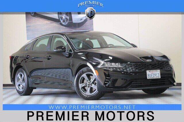 2021 Kia K5 for sale at Premier Motors in Hayward CA