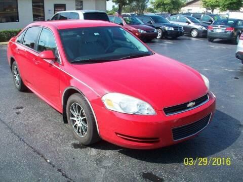 2010 Chevrolet Impala for sale at KK Car Co Inc in Lake Worth FL