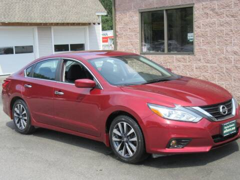 2016 Nissan Altima for sale at Advantage Automobile Investments, Inc in Littleton MA