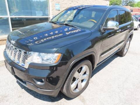 2013 Jeep Grand Cherokee for sale at Southern Auto Solutions - 1st Choice Autos in Marietta GA