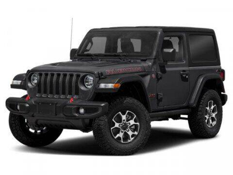 2021 Jeep Wrangler for sale at NICKS AUTO SALES --- POWERED BY GENE'S CHRYSLER in Fairbanks AK