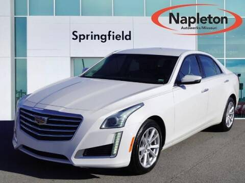 2017 Cadillac CTS for sale at Napleton Autowerks in Springfield MO