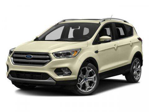 2017 Ford Escape for sale at King's Colonial Ford in Brunswick GA