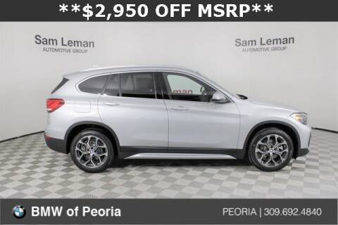 2021 BMW X1 for sale at BMW of Peoria in Peoria IL