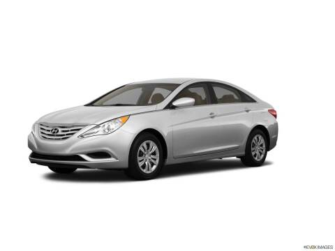 2011 Hyundai Sonata for sale at Jensen's Dealerships in Sioux City IA
