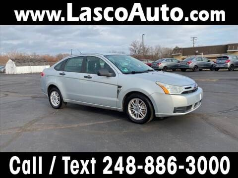 2008 Ford Focus for sale at Lasco of Waterford in Waterford MI
