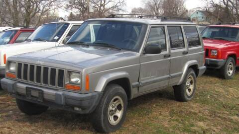 2000 Jeep Cherokee for sale at MTC AUTO SALES in Omaha NE