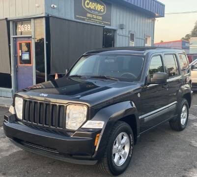2010 Jeep Liberty for sale at CAR VIPS ORLANDO LLC in Orlando FL