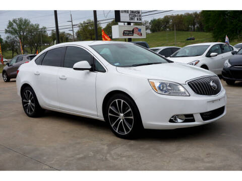 2017 Buick Verano for sale at Sand Springs Auto Source in Sand Springs OK