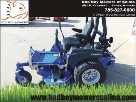 2008 DIXON Kodiak 52 Pro for sale at Bad Boy Mowers Salina in Salina KS