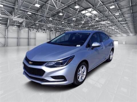 2018 Chevrolet Cruze for sale at Camelback Volkswagen Subaru in Phoenix AZ