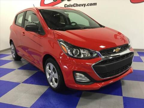 2020 Chevrolet Spark for sale at Cole Chevy Pre-Owned in Bluefield WV