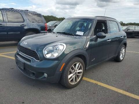 2012 MINI Cooper Countryman for sale at Adams Auto Group Inc. in Charlotte NC