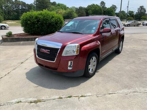 2012 GMC Terrain for sale at Kelly & Kelly Auto Sales in Fayetteville NC