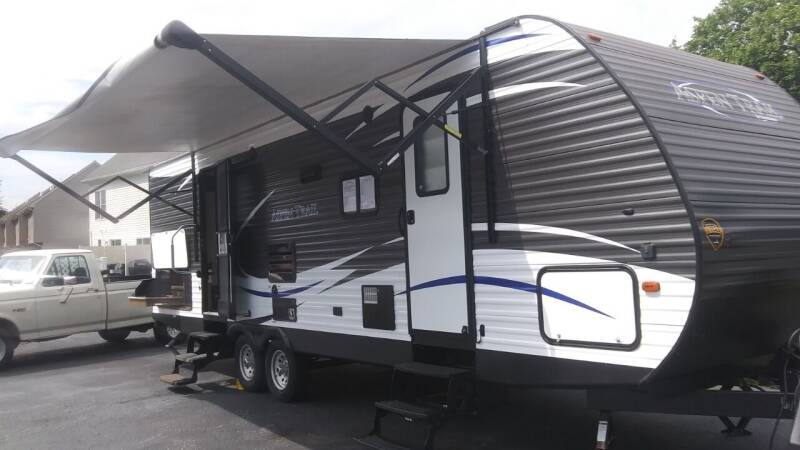 2019 Dutchmen Aspen Trail for sale at American Auto Group, LLC in Hanover PA