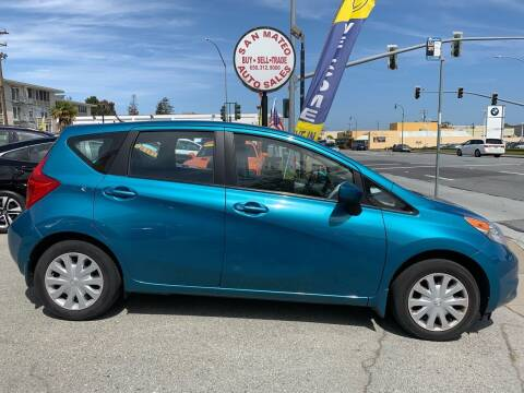 2015 Nissan Versa Note for sale at San Mateo Auto Sales in San Mateo CA