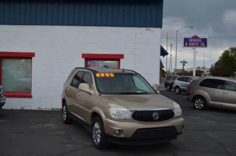 2006 Buick Rendezvous for sale at CARGILL U DRIVE USED CARS in Twin Falls ID