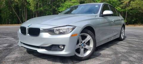 2014 BMW 3 Series for sale at el camino auto sales in Gainesville GA