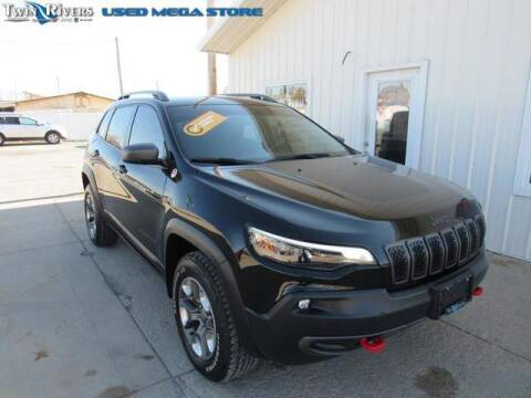 2019 Jeep Cherokee for sale at TWIN RIVERS CHRYSLER JEEP DODGE RAM in Beatrice NE
