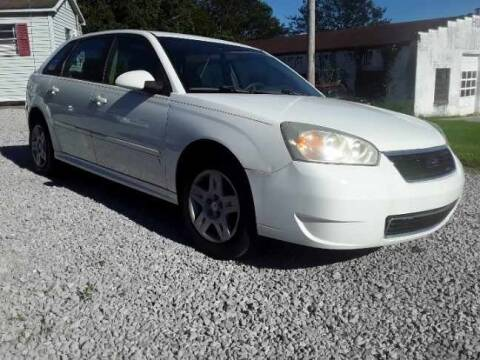 2006 Chevrolet Malibu Maxx for sale at AC AUTOMOTIVE LLC in Hopkinsville KY