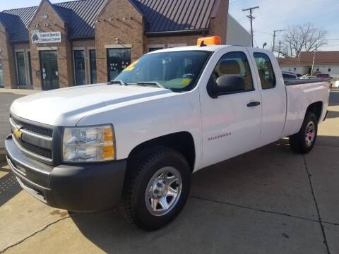 2012 Chevrolet Silverado 1500 for sale at Madison Motor Sales in Madison Heights MI