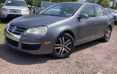 2006 Volkswagen Jetta for sale at Walton's Motors in Gouverneur NY