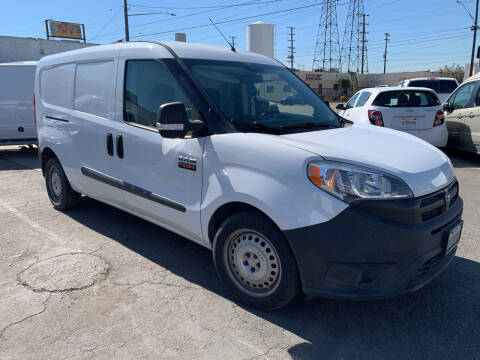 2017 RAM ProMaster City Cargo for sale at Best Buy Quality Cars in Bellflower CA