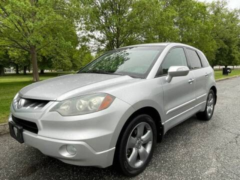 2007 Acura RDX for sale at NEW ENGLAND AUTO MALL in Lowell MA
