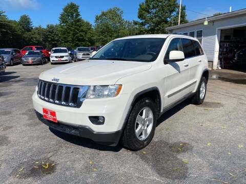2011 Jeep Grand Cherokee for sale at AutoMile Motors in Saco ME