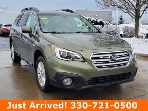 2016 Subaru Outback for sale at Ken Ganley Nissan in Medina OH